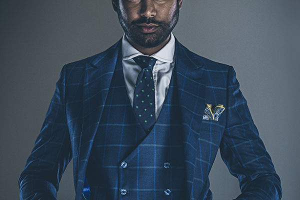Frank Bespoke – Gentlemen's Stories Keshin Govender